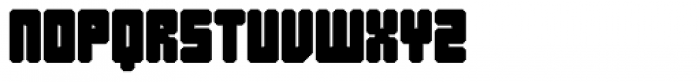 Acton Two Font UPPERCASE