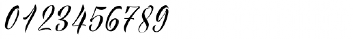Acustica Script Font OTHER CHARS