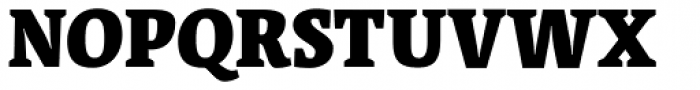 Acuta Fat Font UPPERCASE