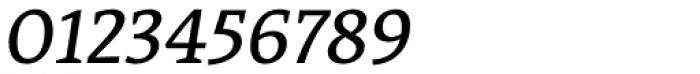 Acuta Light Italic Font OTHER CHARS