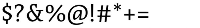 Acuta Light Font OTHER CHARS