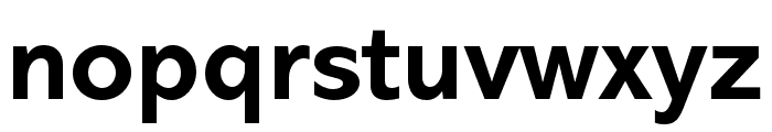 Abadi MT Pro Cond Bold Font LOWERCASE