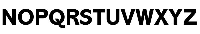 Abadi MT Pro Cond Extra Bold Font UPPERCASE
