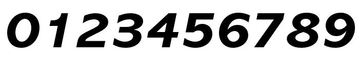 Abadi MT Pro Extra Bold Italic Font OTHER CHARS