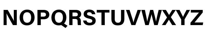Acumin Pro Condensed Bold Font UPPERCASE