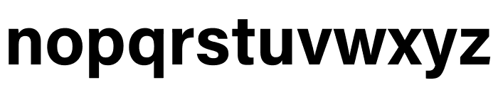 Acumin Pro Condensed Bold Font LOWERCASE