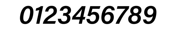 Acumin Pro Wide Semibold Italic Font OTHER CHARS