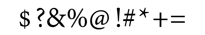 Adobe Bengali Regular Font OTHER CHARS