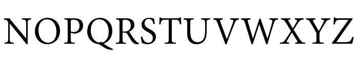Adobe Bengali Regular Font UPPERCASE