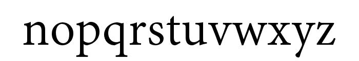 Adobe Bengali Regular Font LOWERCASE