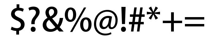 Adobe Fan Heiti Std B Font OTHER CHARS