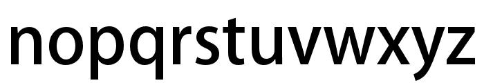 Adobe Fan Heiti Std B Font LOWERCASE