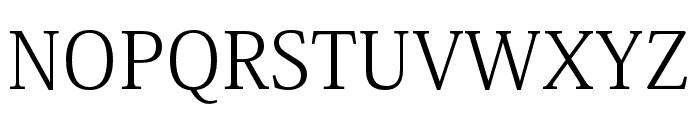 Adobe Fangsong Std R Font UPPERCASE