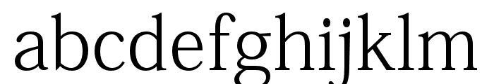 Adobe Fangsong Std R Font LOWERCASE