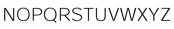 Adobe Gothic Std L Font UPPERCASE