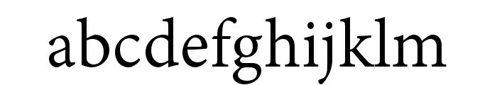 Adobe Gurmukhi Regular Font LOWERCASE