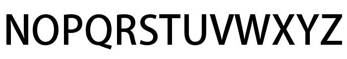 Adobe Heiti Std R Font UPPERCASE