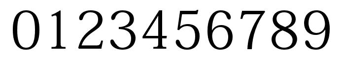 Adobe Kaiti Std R Font OTHER CHARS
