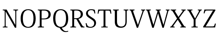 Adobe Kaiti Std R Font UPPERCASE