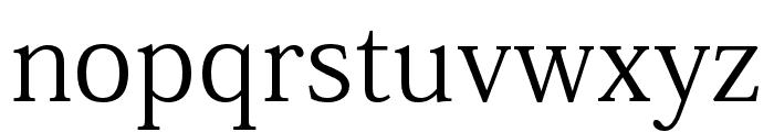 Adobe Kaiti Std R Font LOWERCASE
