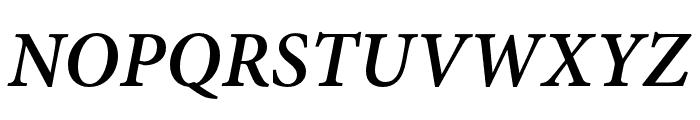Adobe Kannada Bold Italic Font UPPERCASE