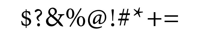 Adobe Kannada Regular Font OTHER CHARS