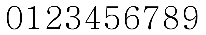Adobe Myungjo Std M Font OTHER CHARS