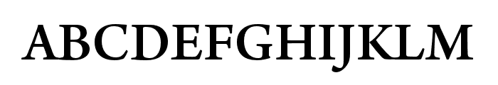 Adobe Naskh Medium Font UPPERCASE