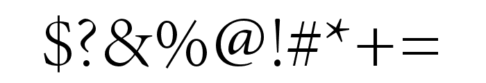Adobe Song Std L Font OTHER CHARS
