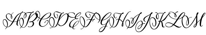 AdornS Engraved Regular Font UPPERCASE