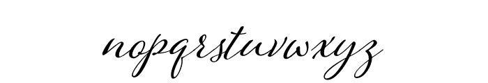 AdornS Pomander Bold Font LOWERCASE