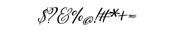 AdornS Slab Serif Regular Font OTHER CHARS
