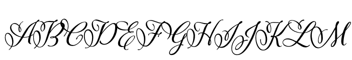 AdornS Slab Serif Regular Font UPPERCASE