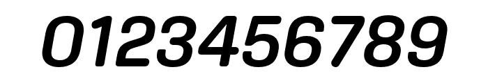 Aglet Sans Semibold Italic Font OTHER CHARS
