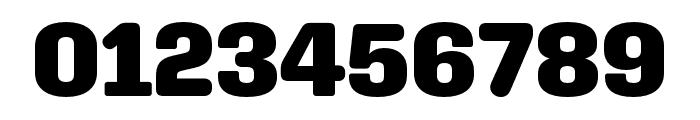 Aglet Slab Black Font OTHER CHARS