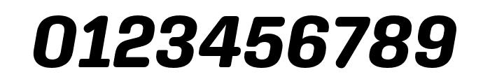 Aglet Slab Bold Italic Font OTHER CHARS