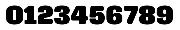 Aglet Slab Ultra Font OTHER CHARS