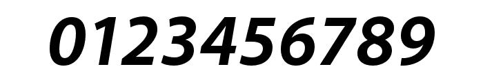 Akagi Pro Bold Italic Font OTHER CHARS