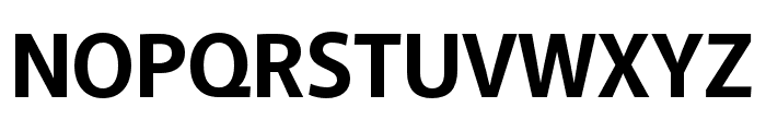 Akagi Pro Bold Font UPPERCASE