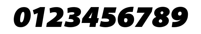 Akagi Pro Fat Italic Font OTHER CHARS