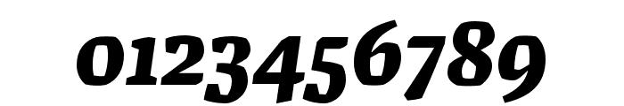 Alda OT CEV Bold Italic Font OTHER CHARS