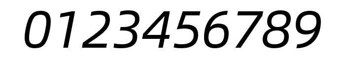 Alibaba Sans Italic Font OTHER CHARS