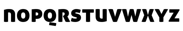 Aller Display Regular Font LOWERCASE
