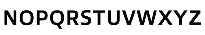 Allumi Std Extended Bold Font UPPERCASE
