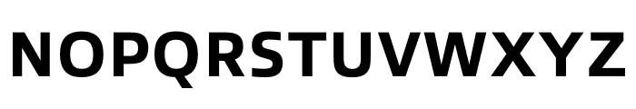 Allumi Std Extended ExtraBold Font UPPERCASE