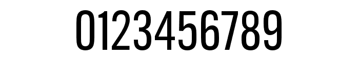 Alternate Gothic ATF Regular Font OTHER CHARS