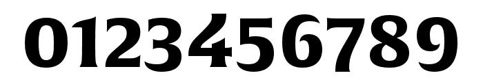 Alverata Irregular Bold Font OTHER CHARS