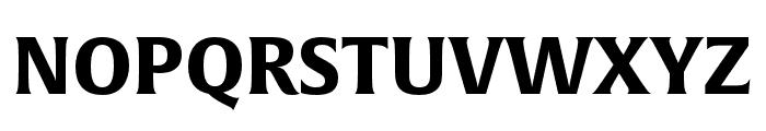 Alverata Irregular Bold Font UPPERCASE