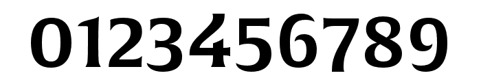 Alverata Irregular Semibold Font OTHER CHARS