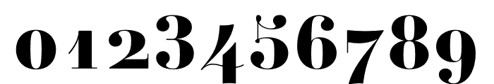 Ambroise Std ExtraBold Font OTHER CHARS
